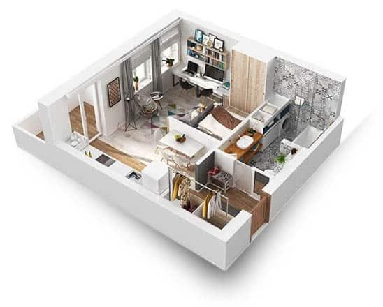 Ремонт квартир в Некрасовке